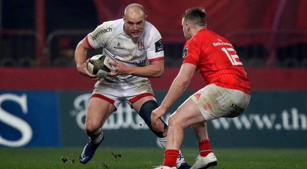 Focused: Matt Faddes is looking forward to making impact against Leinster