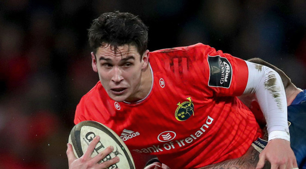 Waiting game: Joey Carbery