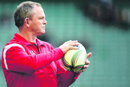 Mark Anscombe rejects claims that Ulster peaked too soon