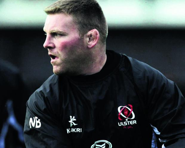 After 11 years at Ravenhill, Ulster's Nigel Brady is joining forces with Jeremy Davidson who coaches Stade Aurillacois in France