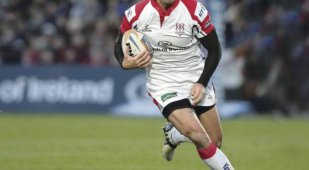 Ruan Pienaar is staying with Ulster