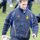 Progress: Jason Morgan has Bangor Grammar on the up