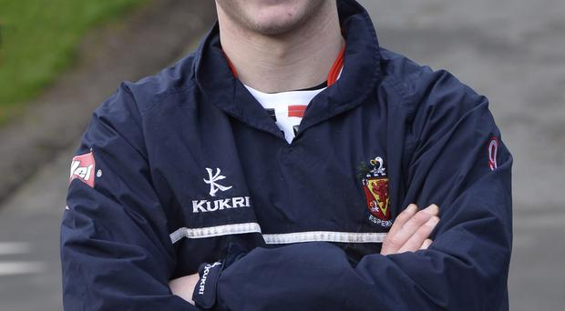 Wallace's scrum-half and skipper Jonny Stewart