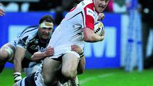 Ulster's Stuart Olding has capped an impressive season by making Ireland's squad for their two-test North American tour