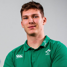 Rising star: Hayden Hyde is relishing the U20 Six Nations