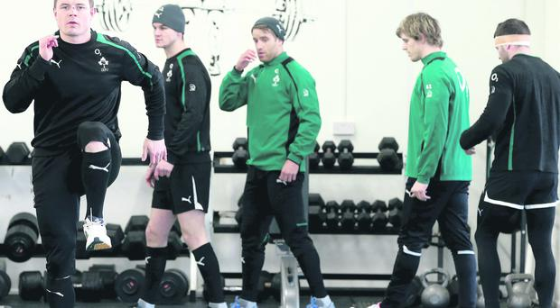 Brian O'Driscoll proved in Cardiff that he has not lost any of his class and he is preparing to face England for possibly the last time on home turf at the weekend