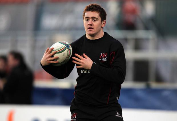 Ulster's Paddy Jackson has been called up to the Ireland panel for Sunday's Six Nations match against Scotland