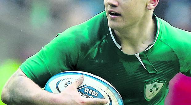 Paddy Jackson can stake his claim in the absence of Ronan O'Gara