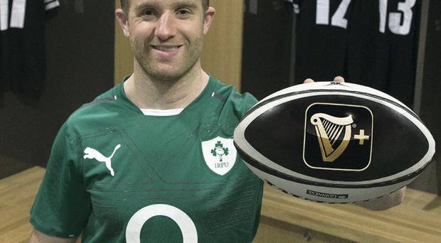Luke Fitzgerald has had to deal with considerable adversity during his career path of highs and notable lows
