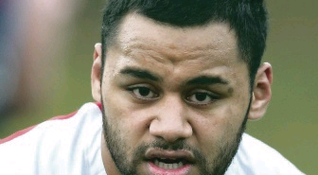 Billy Vunipola won't be put off by the boo-boys