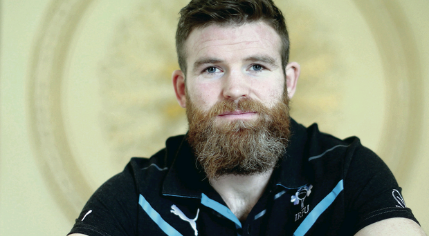 Gordon D'Arcy has been brought back into the Irish side and will play again with Brian O'Driscoll