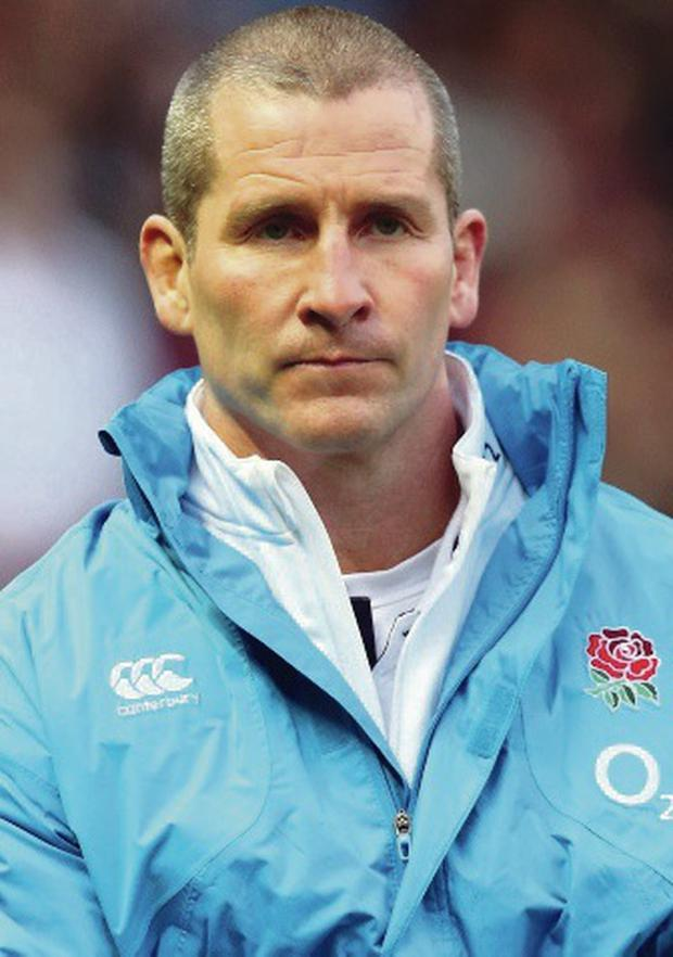 Home comfort: Stuart Lancaster relishing Twickenham games