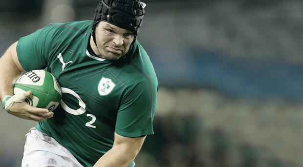 All in hand: Mike Ross believes England will play with an aggressive style