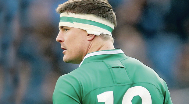 Brian O'Driscoll will become the most capped international player on Saturday