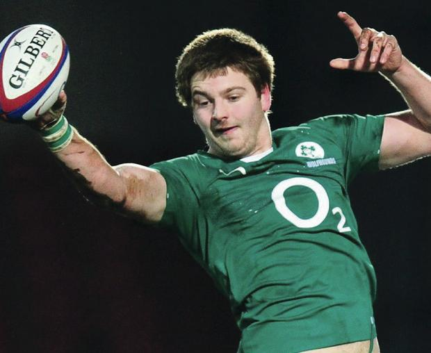 Ulster Rugby's Iain Henderson first start for Ireland against Italy in Dublin