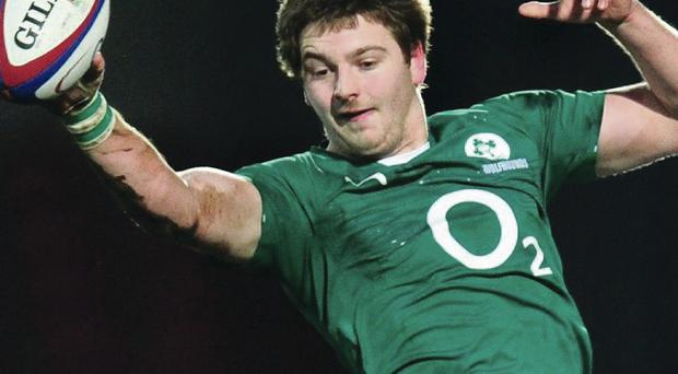 Ulster's Iain Henderson is expected to go on and have outstanding international career