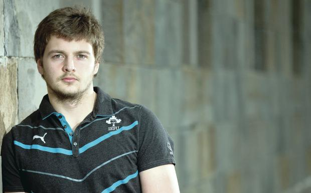 Iain Henderson makes his first Six Nations start tomorrow and will begin the game at flanker