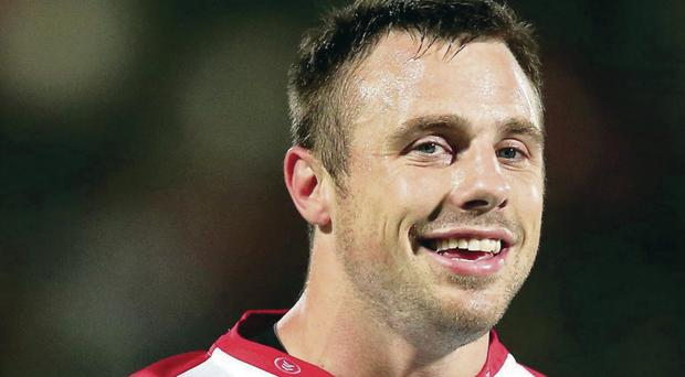 Tommy Bowe could feature in Ireland's crucial Six Nations match against France