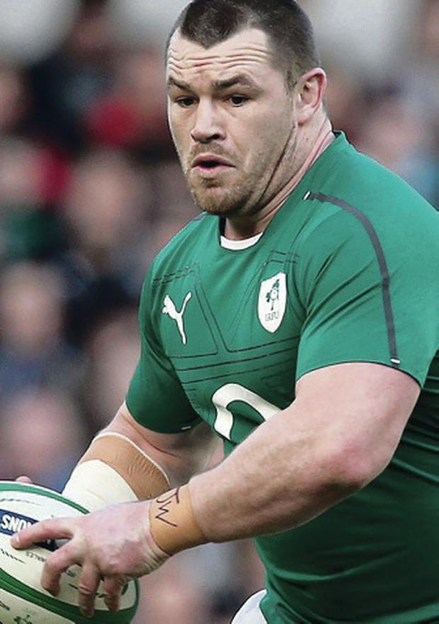 Cian Healy says Ireland can continue to improve