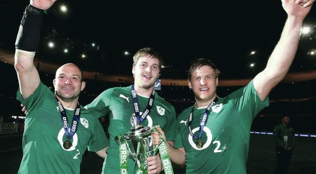 Rory Best, Iain Henderson and Chris Henry each had a decisive hand in securing the Six Nations crown