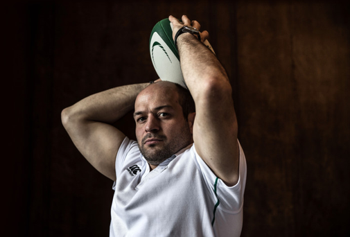 Key experience: Rory Best has clinched Six Nations silverware with Ireland