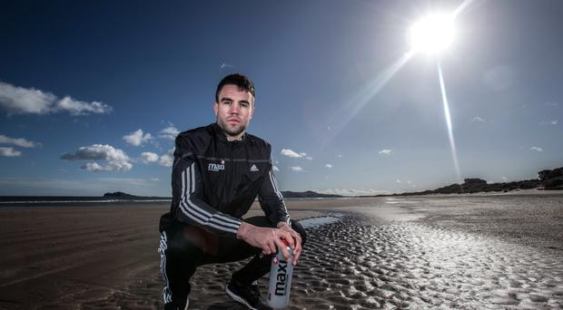 Clear mind: Conor Murray says Ireland are able to take risks