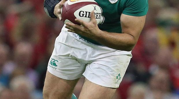 Rory Best wants to captain Ireland