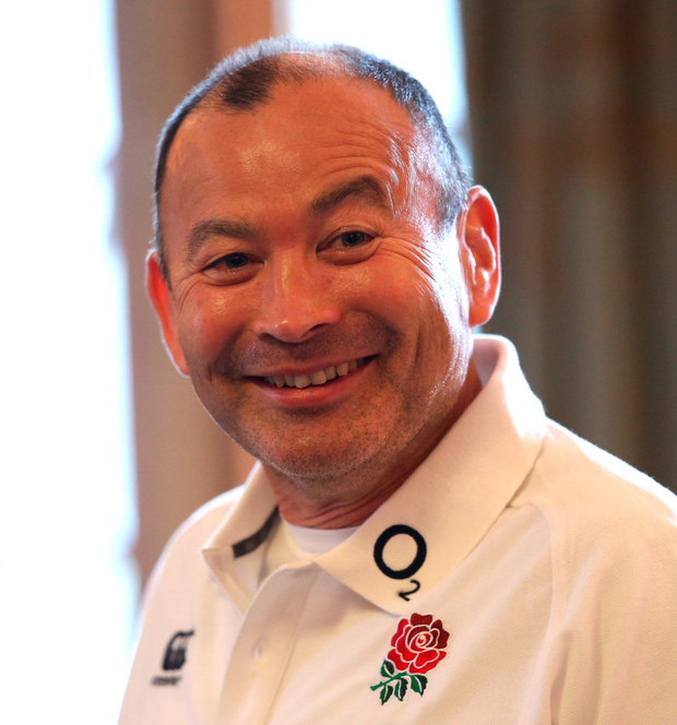 Patience: Eddie Jones says Maro Itoje needs more time