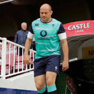 Cut: Ireland, captained by Rory Best, could play fewer games in future