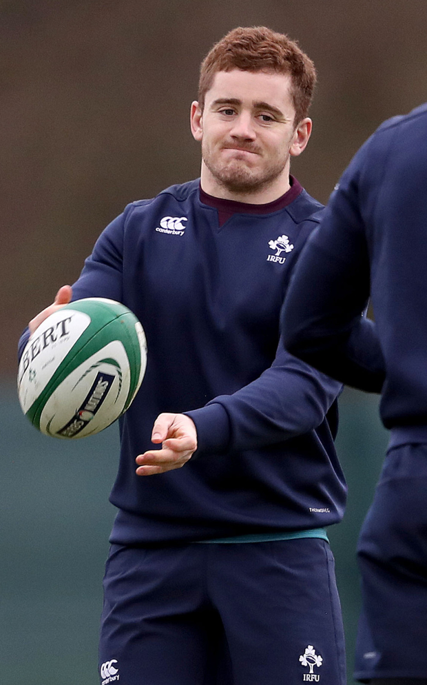 Waiting game: Ulster ace Paddy Jackson