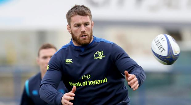 Focused mind: Sean O'Brien insists Ireland have learned from the defeat to Scotland in last year's Six Nations opener