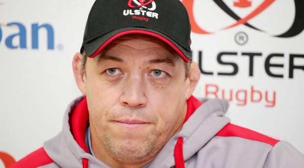 Jono Gibbes is set to leave Ulster at the end of the season.