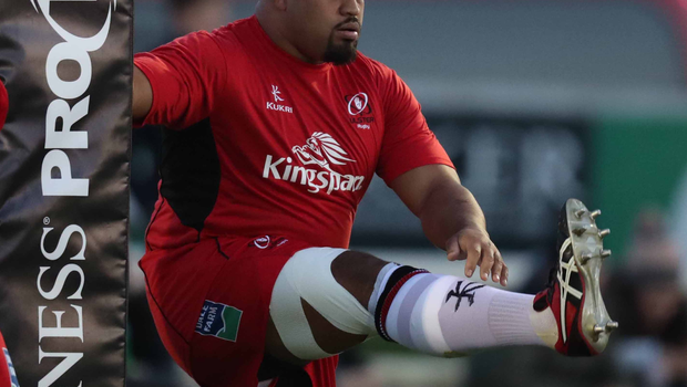 Rodney Ah You has signed a new deal with Ulster
