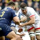 Full focus: Alan O'Connor says Bath could excel with no pressure on them