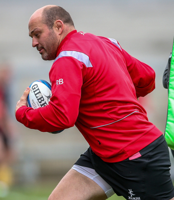 Bowing out: Rory Best will quit rugby after the World Cup