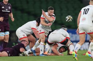 John Cooney's substitution in the weekend's defeat of Edinburgh provided an example of Ulster's new-found strength in depth
