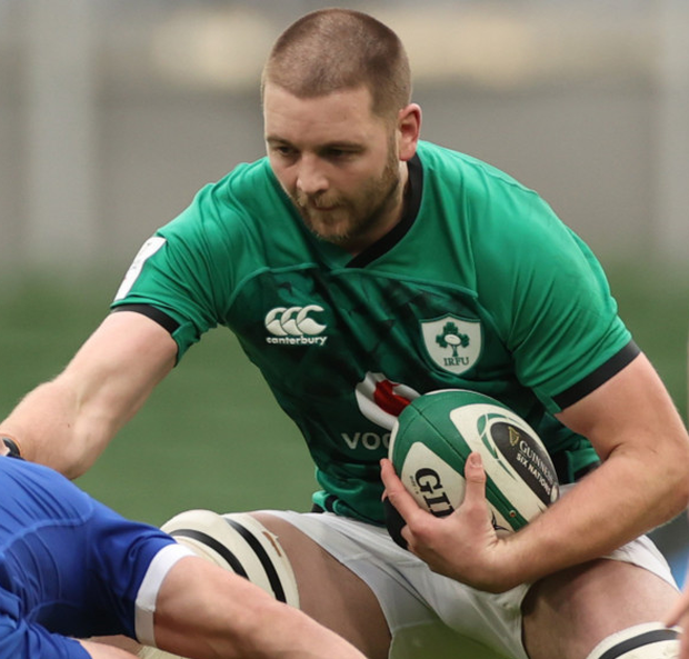 Iain Henderson has penned a new two-year extension to his IRFU deal