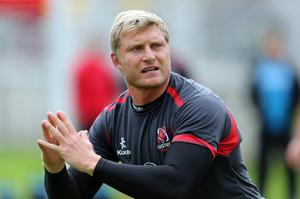 Eyes on prize: Franco Van Der Merwe is fully focused on an Ulster victory over old rivals Munster