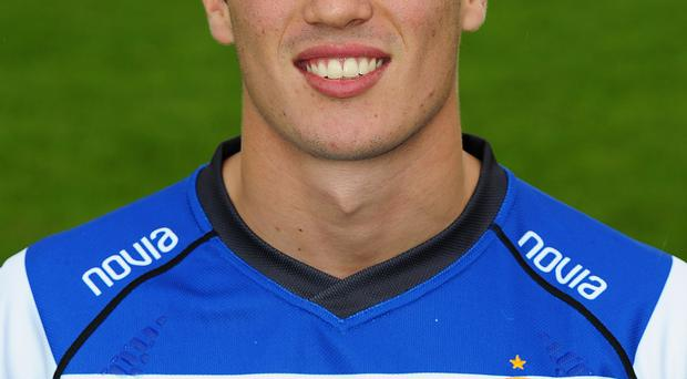 New face: Brett Herron has joined Ulster from Bath