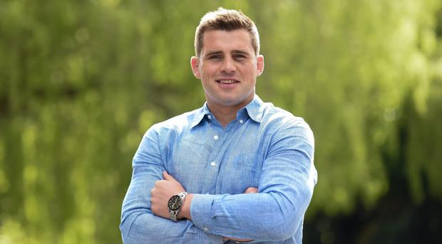 Stand and deliver: CJ Stander is the Players' Player of the Year
