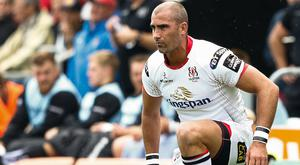 High hopes: Ruan Pienaar is expected to shake off an elbow injury ahead of Ulster's first Pro12 game against the Dragons