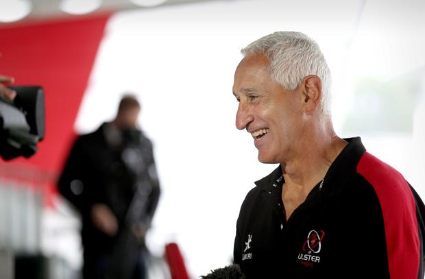 Joe Barakat's final game working with Ulster will be on Sunday 18 December