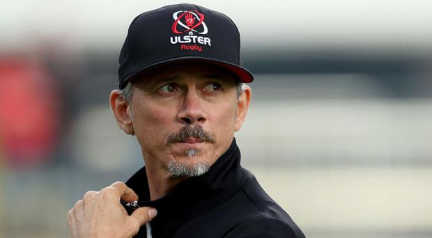 Ulster coach Les Kiss hailed his side's battling qualities