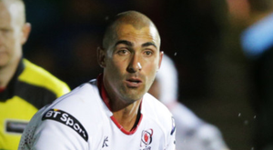 Aiming high: Ruan Pienaar is determined to end his time playing with Ulster by finally managing to secure a trophy for the success-starved province