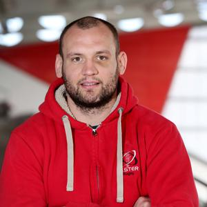 On the move: Dan Tuohy has left Ulster for Bristol