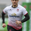 I feel good: Chris Henry was delighted to make his comeback against Cardiff last week after six months out through injury
