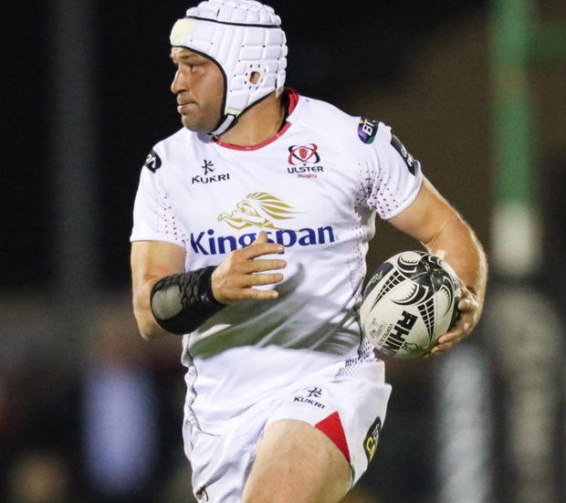 Confident: Rory Best believes Ulster can emulate tonight's opponents Connacht and win the PRO12 title