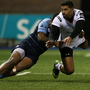 Ready to fire: Charles Piutau has Exeter in his sights again