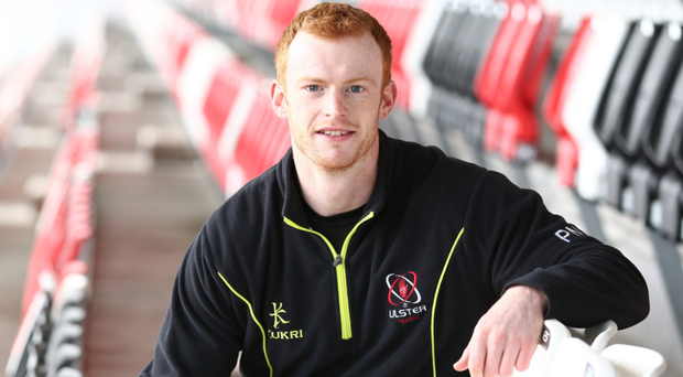 Back in the thick of it: Pete Nelson is hungry for more after making his return from injury against Edinburgh last week