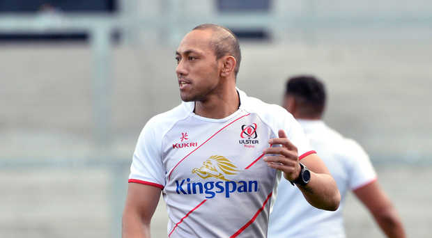 Right at home: Christian Leali'ifano is loving life in Ulster